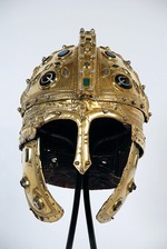 Antique Art - Late Roman ridge helmet
