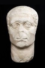 Art of Ancient Rome, Classical sculpture - Constantine the Great