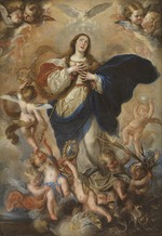 Cerezo, Mateo, the Younger - The Immaculate Conception of the Virgin