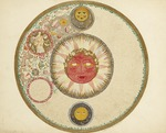 Chekhonin, Sergei Vasilievich - The Sun. Design for a plate