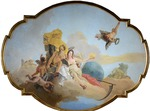 Tiepolo, Giambattista - Truth Unveiled by Time