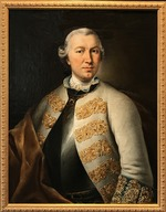 Pfandzelt, Lucas Conrad - Portrait of Count Karl von Sievers (1710-1774)