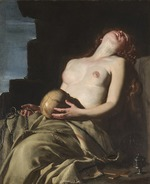 Canlassi (Called Cagnacci), Guido (Guidobaldo) - The Repentant Mary Magdalene