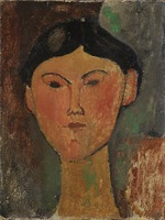 Modigliani, Amedeo - Beatrice Hastings