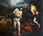 Bordone, Paris - The Baptism of Christ