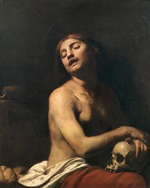 Canlassi (Called Cagnacci), Guido (Guidobaldo) - The Penitent Mary Magdalene