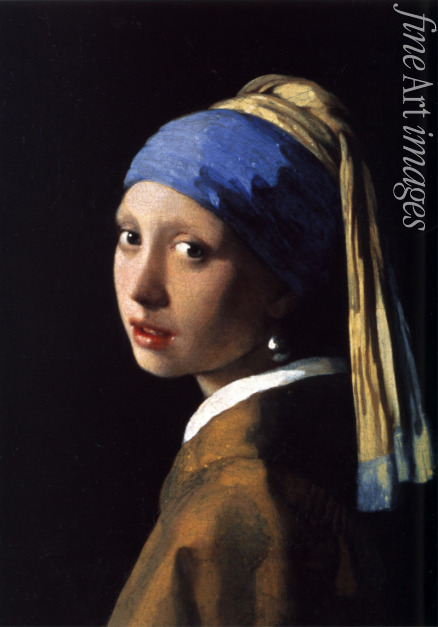 Vermeer Jan (Johannes) - The Girl With The Pearl Earring