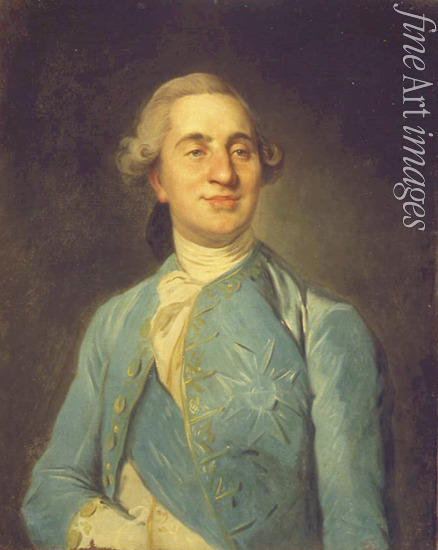 Duplessis Joseph-Siffred - Portrait of the King Louis XVI (1754-1793)