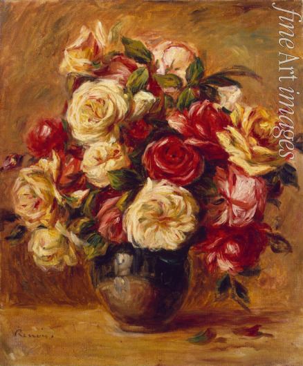 Renoir Pierre Auguste - Bouquet of Roses