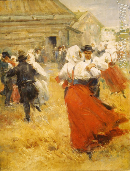 Zorn Anders Leonard - Country celebration
