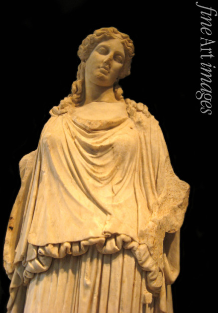 Art of Ancient Rome Classical sculpture - Eirene, the Godess of peace (Roman copy from a Greek Original)