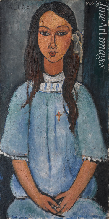 Modigliani Amedeo - Alice