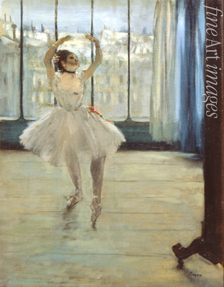 Degas Edgar - Dancer at the Photographer