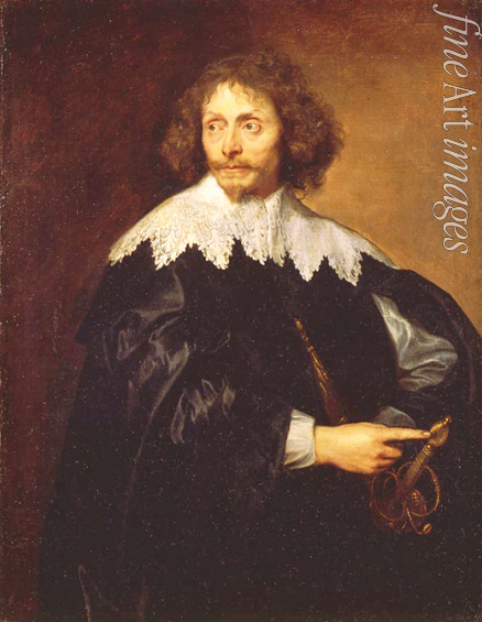 Dyck Sir Anthonis van - Porträt Sir Thomas Chaloner (1595-1661)