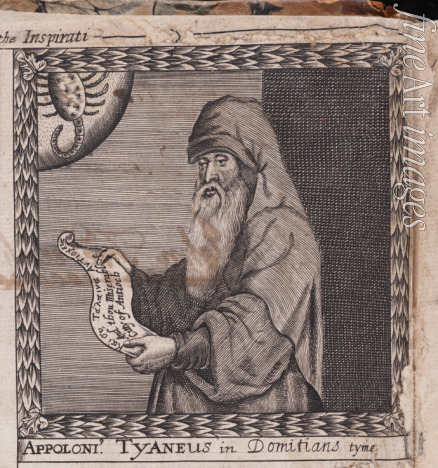 Anonymous - Apollonius of Tyana (From: The order of the Inspirati)