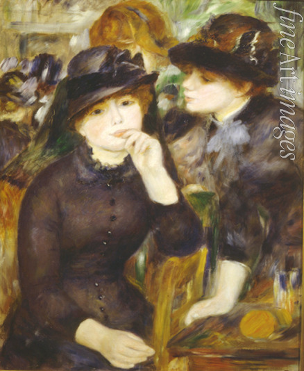 Renoir Pierre Auguste - Two Girls in Black