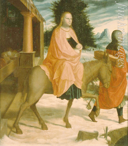 Monogrammist AB - The Flight into Egypt