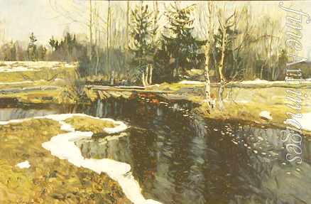 Zhukovsky Stanislav Yulianovich - The vernal stream
