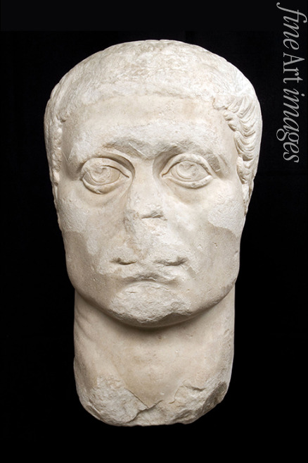 Art of Ancient Rome Classical sculpture - Constantine the Great