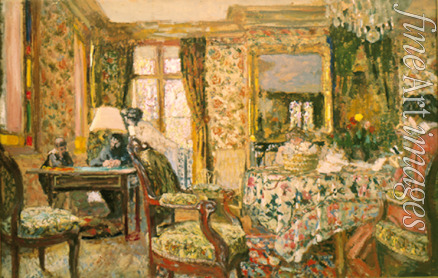 Vuillard Édouard - In the room
