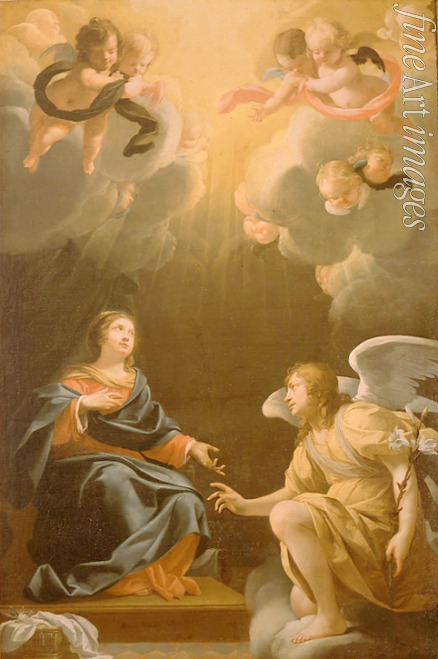 Vouet Simon - The Annunciation