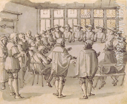 Dutch master - Guild Meeting
