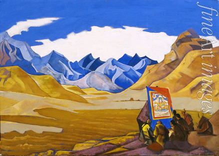 Roerich Nicholas - Banners of the Coming One (From Maitreya suite)