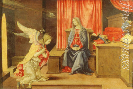 Lippi Filippino - The Annunciation