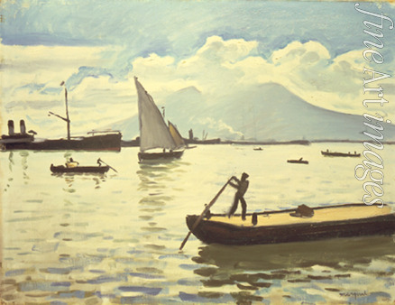 Marquet Pierre-Albert - The Bay of Naples