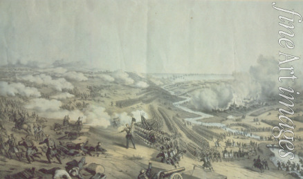Simpson William - The Battle of the Alma on September 20, 1854