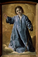 Zurbarán, Francisco, de - Christuskind