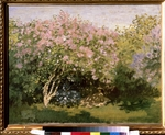 Monet, Claude - Lilac in the sun
