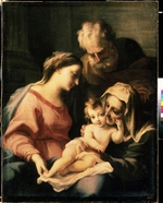 Giordano, Luca - The Holy Family