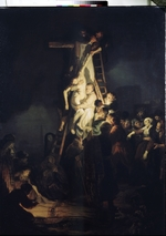 Rembrandt van Rhijn - The Descent from the Cross