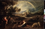 Rubens, Pieter Paul - Landscape with a Rainbow