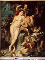 Rubens, Pieter Paul - The Union of Earth and Water (Antwerp and the Scheldt)