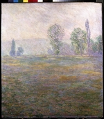 Monet, Claude - Meadows at Giverny