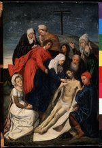 Goes, Hugo, van der - The Lamentation over Christ