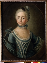 Golovachevsky, Kirill Ivanovich - Portrait of Countess Sophia Matyushkina (1755-1796)
