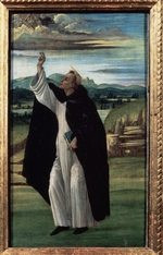 Botticelli, Sandro - Saint Dominic