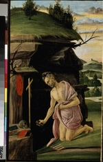 Botticelli, Sandro - Saint Jerome