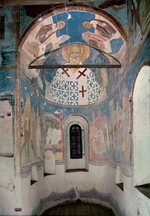 Dionysius - Fresco with scenes from the life of Saint Nicholas the Miracle man (Detail)