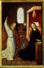 Master of Hoogstraeten - The Annunciation