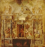 Rubens, Pieter Paul - The Temple of Janus