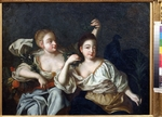 Anonymous - Portrait of the Daughters of Emperor Peter the Great