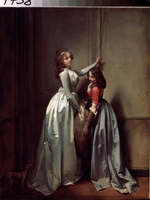 Boilly, Louis-Léopold - At the Entrance