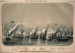 Timm, Vasily (George Wilhelm) - The English-French squadron firing at Sevastopol in 1854