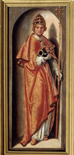 Woensam, Anton (of Worms) - Pope Saint Cornelius
