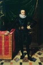 Pourbus, Frans, the Younger - King Henry IV of France
