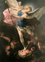Giordano, Luca - Saint Michael the Archangel